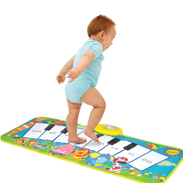 Musical Keyboard Playmats