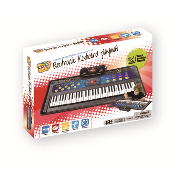 Musical Keyboard Playmat
