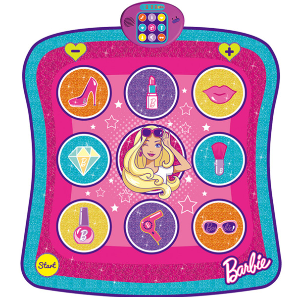 Barbie Animals Dancing Challenge Mat