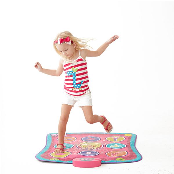 Barbie Animals Dancing Challenge Mat