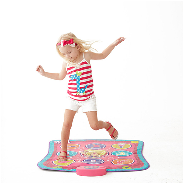 Barbie Dancing Challenge Playmat
