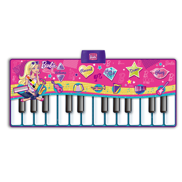 Barbie Gigantic Keyboard Mat