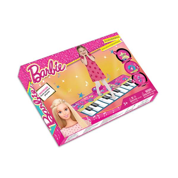 Barbie Keyboard Playmat