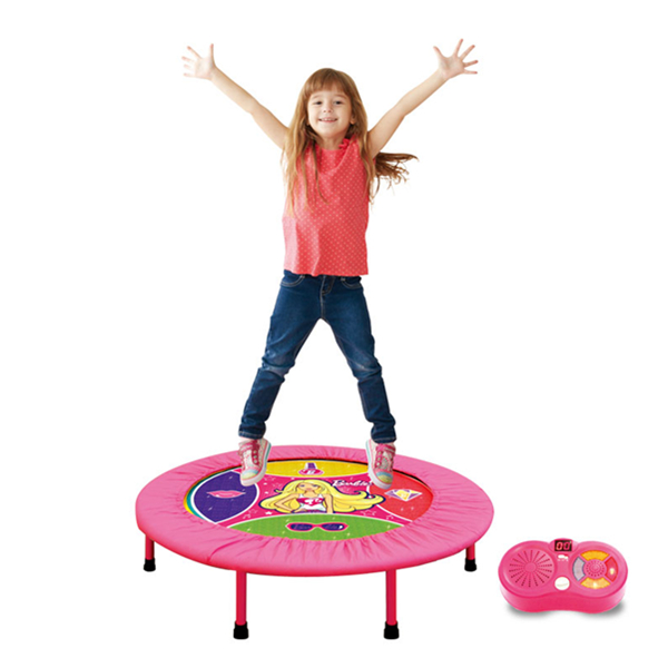 Barbie Mini Dancing Trampoline
