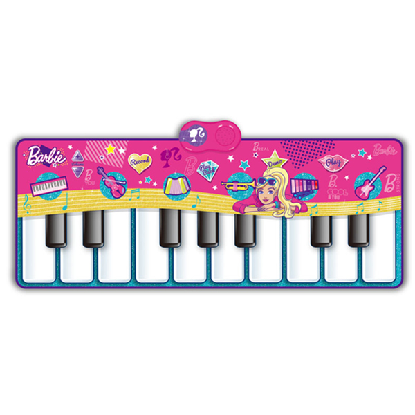 Barbie School Orchestra Piano Mat