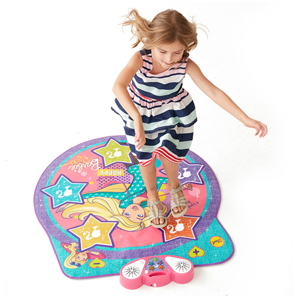 Dance Mixer Playmat Barbie Series