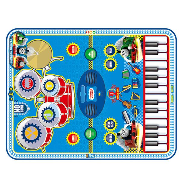 2 in 1 Musical Jam Playmat, Electronic Play Mat