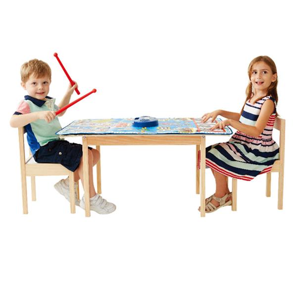 Kids Playmat Toys Keyboard Mat Dance Mat Drum Kit Sunlin