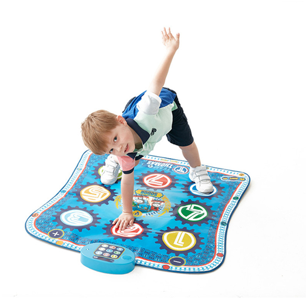 Dancing Challenge Play Mat, Musical Dance Mat