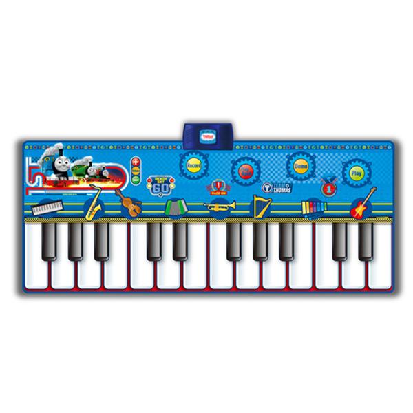 Gigantic Floor Piano Mat, Electronic Keyboard Mat