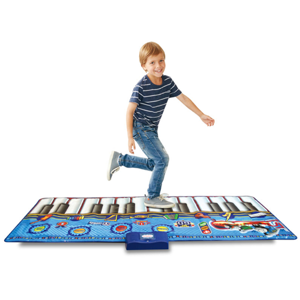 Gigantic Floor Piano Mat, Electronic Keyboard Mat
