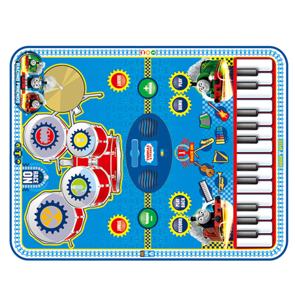 Thomas & Friends 2 in 1 Music Jam Mat