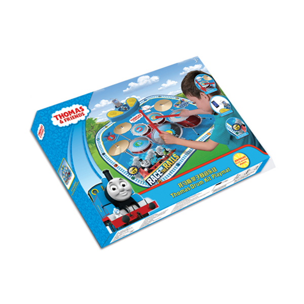 Thomas & Friends Drum Kit Mat