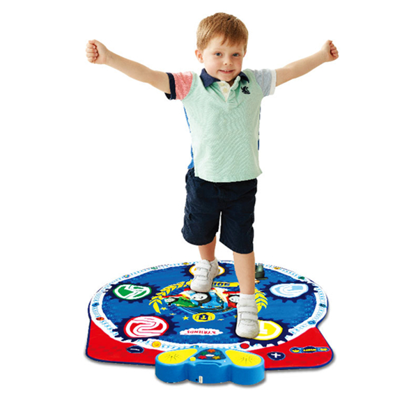 Thomas & Friends Licensed Dance Mixer Mat