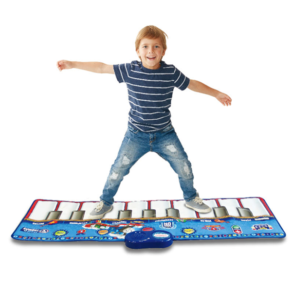 Thomas & Friends Piano Mat, Keyboard Playmat