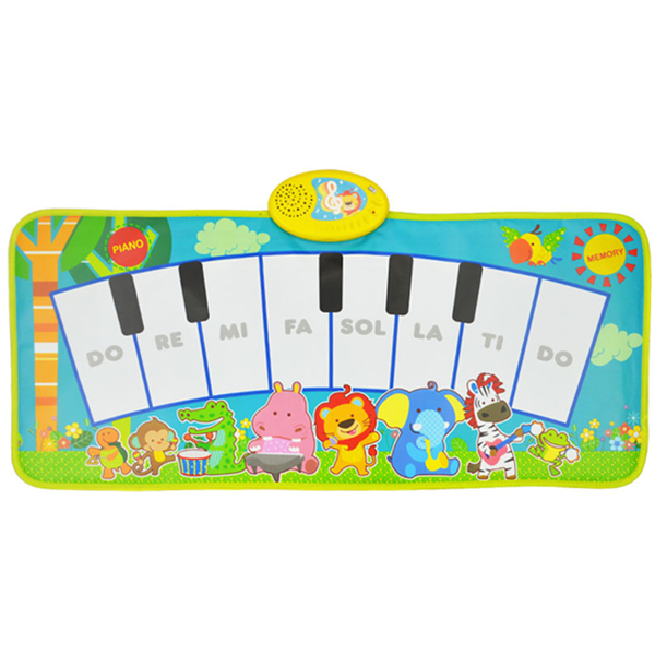 Grassland Keyboard Mat, Piano Mode & Demo Mode, 80 x 35 cm