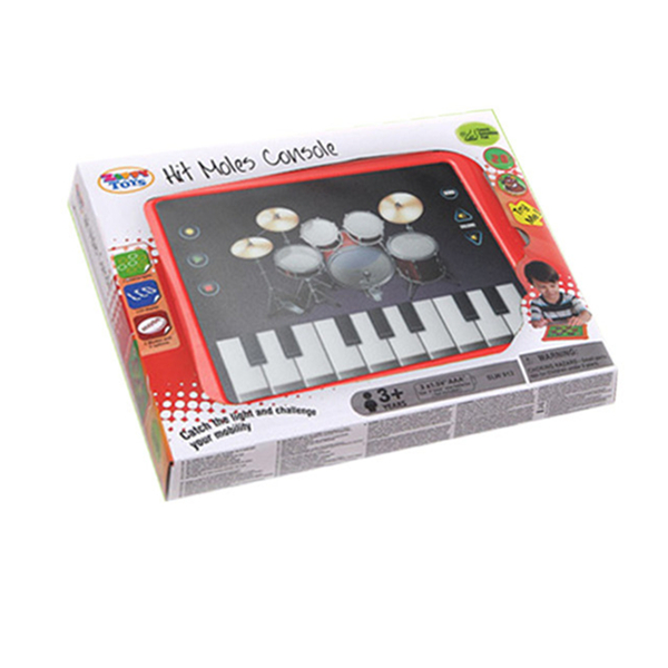 2 in 1 Drum Kit & Keyboard Toy Pad