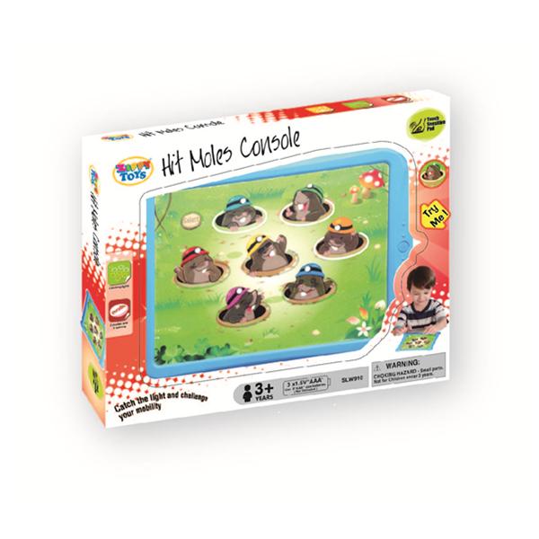 Whac A Mole Kids Toy Pad