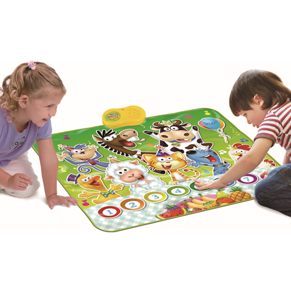 Animals Party Mat