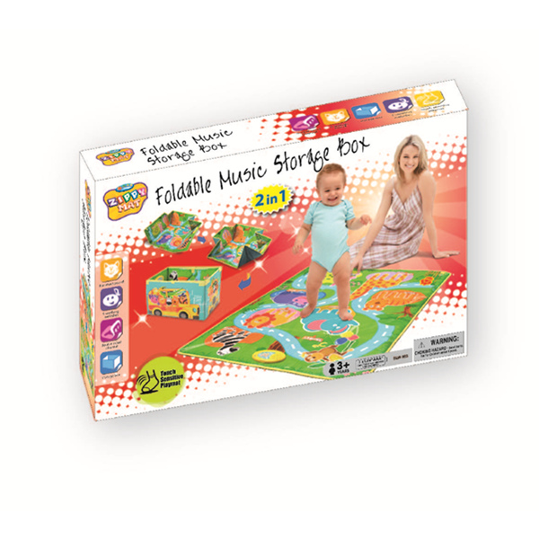 Foldable Music Playmat