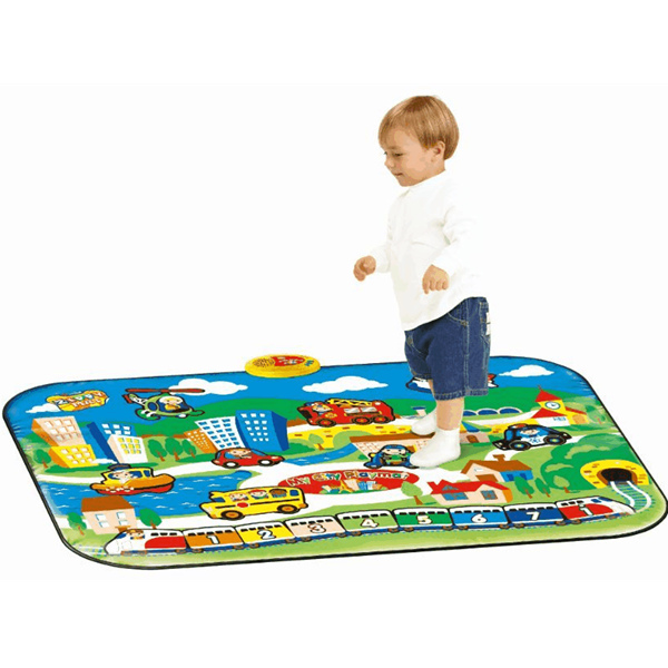 Happy City Playmat Zippy Mat