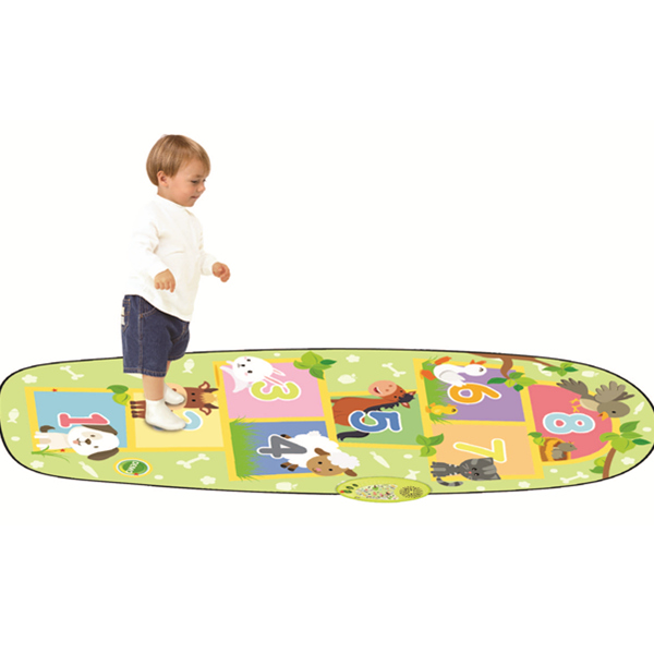 Hopscotch Game Electronic Playmats