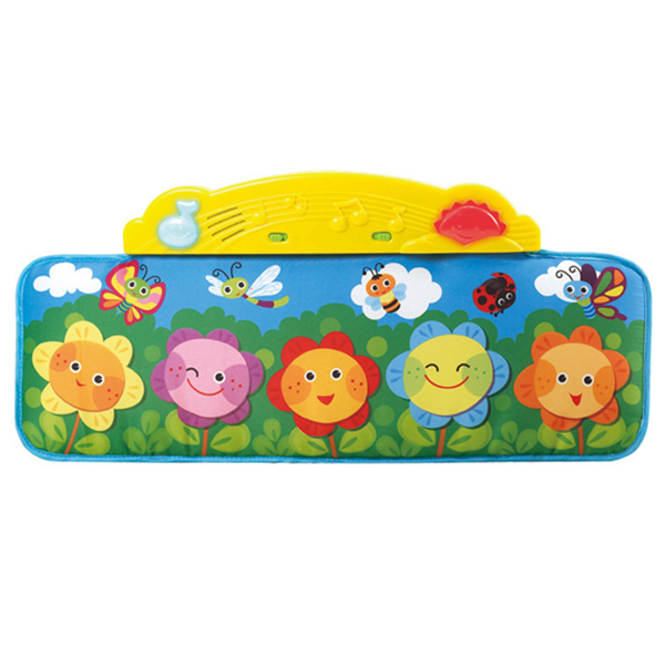 Kick and Touch Music Mat SLW921