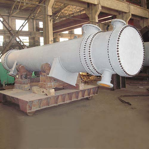 Carbon Steel Shell and Tube Heat Exchanger, Floating Head