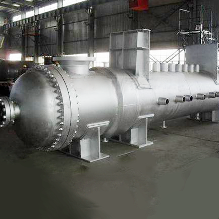 Copper Shell-and-Tube Heat Exchanger, 0.1MPa to 9.9MPa