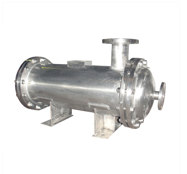 High Pressure Shell and Tube Heat Exchanger, Stainless Steel 304