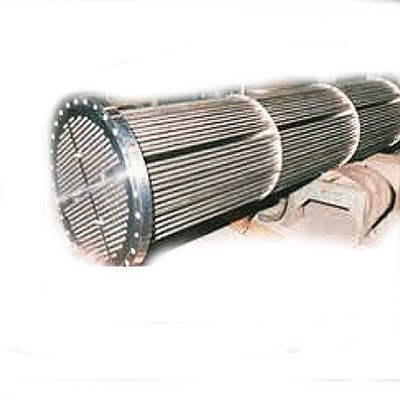 Industrial Shell-and-Tube Heat Exchanger, SS304, ASME, 400mm
