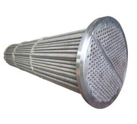 U Tube Shell and Tube Heat Exchanger, 800℃, 6.0 Mpa