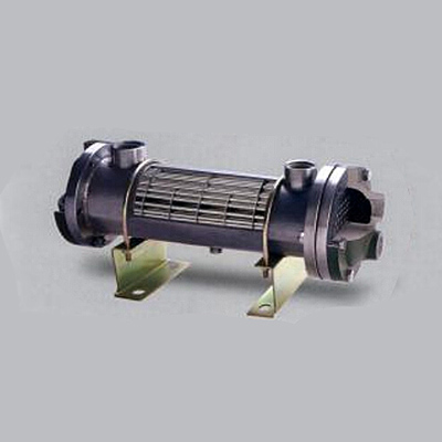 Water Cooled Shell-and-Tube Heat Exchanger, 1.0MPa, Bare Tube