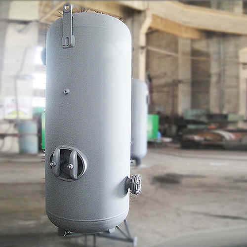 SA-516M Gr.485 Low Pressure Air Storage Tank, 1.1 MPa, 2 m3