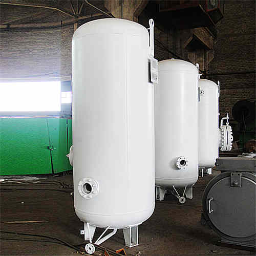 Vertical Air Storage Tank, ASME