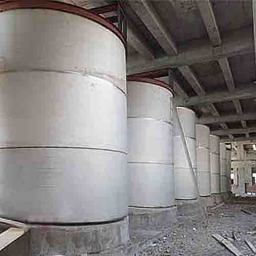 SS304 Storage Tank, GB150, ID 1500 mm
