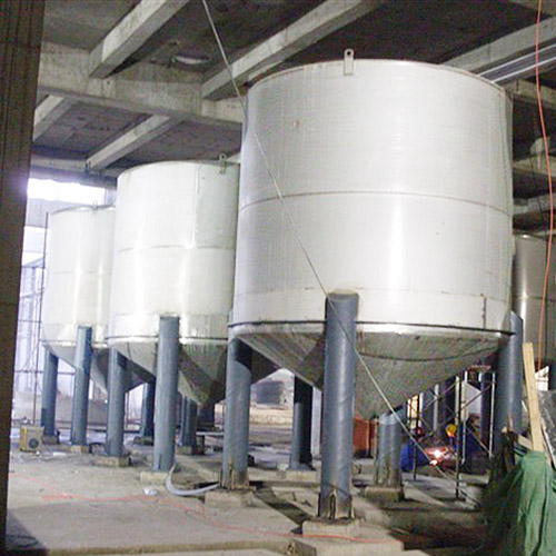 Industrial 304 Stainless Steel Storage Silo GB150 1500mm