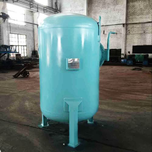 Industrial Active Coal Filter, ASME SA516M 485, 1300mm x 2000mm