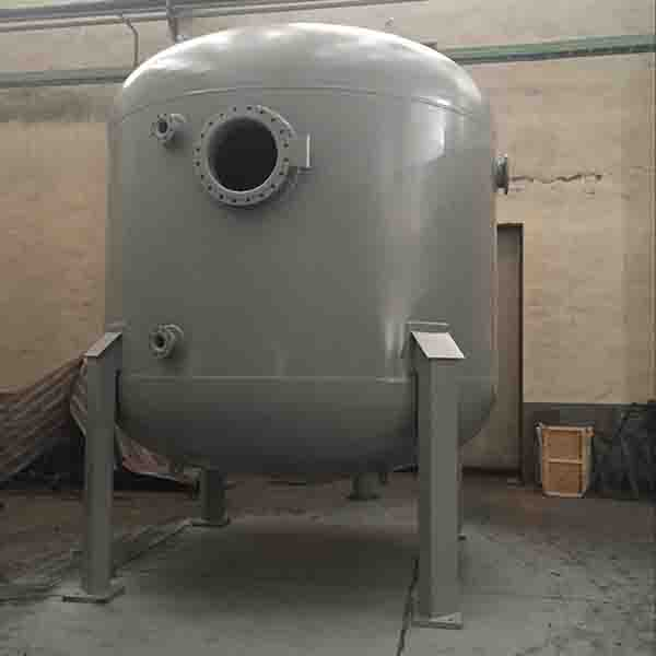 Multimedia Sand Filter, SA516M 485, CUTR, 3400 X 2000mm, 0.6 MPa