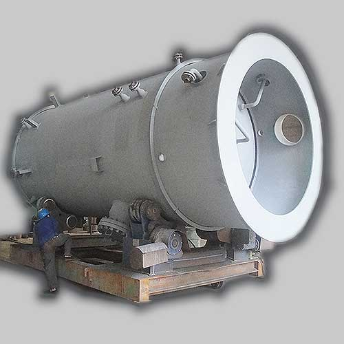 Fuel Oil Scrubber Vessel, Q345R, GB150, 319 PSI, 78 x 177 Inch