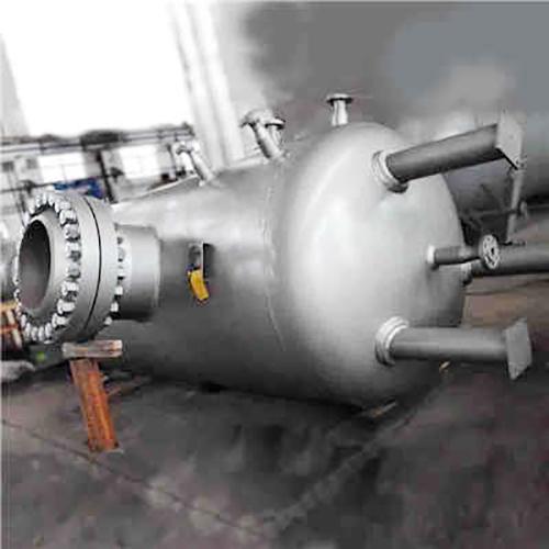 Industrial Ammonia Separator, Q345R, GB150, 1700mm x 20mm, 2.5MPa