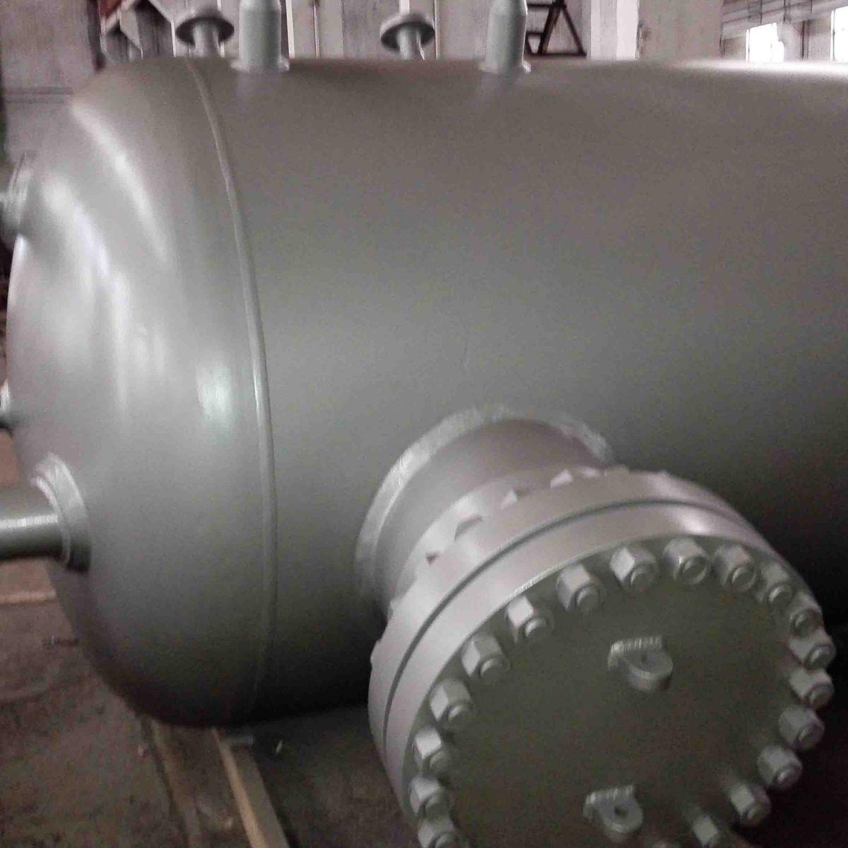 Industrial Vapor Liquid Vertical Separator, Q345R, GB150, 1.6MPa