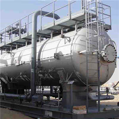 Oil Gas Water Production Separator, ASME SA516-70, Three Phase