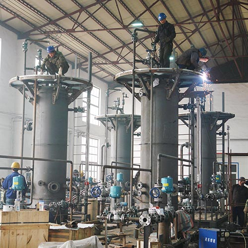 Test Separator for Well Testing, SA516-70, ASME, Oil, Gas, Water