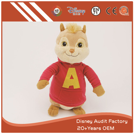 Alvin and The Chipmunks Plush Dolls, Alvin Plush Doll