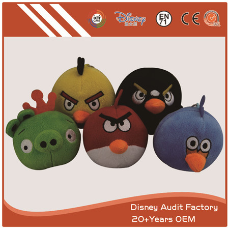Angry Birds Plush Dolls Wholesale