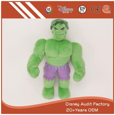 Hulk Stuffed Toy, Disney Plush Toys