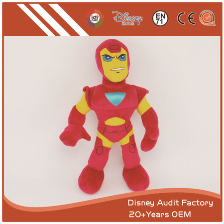 Iron Man Plush Doll Wholesale