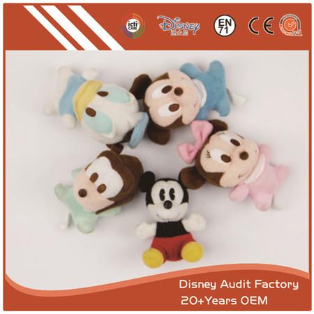 Mickey Hand Puppet, Minnie Hand Puppet, Donald Duck Hand Puppet