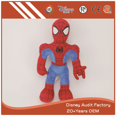 Spiderman Plush Doll